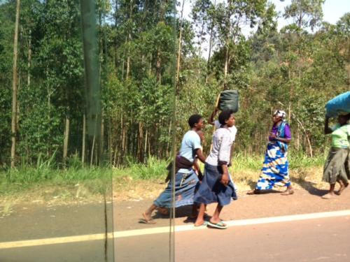 Crossing the Congo Border