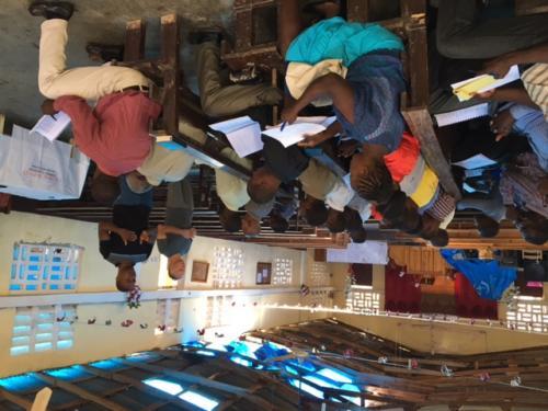 Haiti Class 2017 Day 2