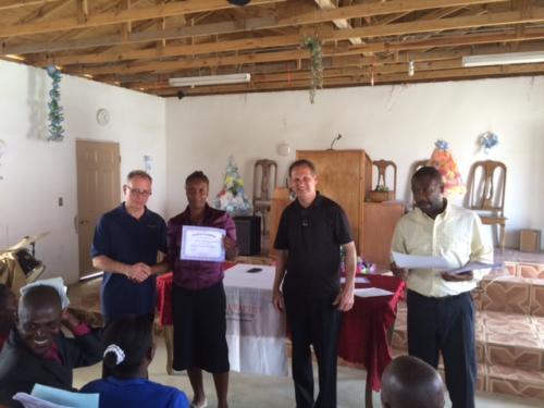 Haiti Grad 2