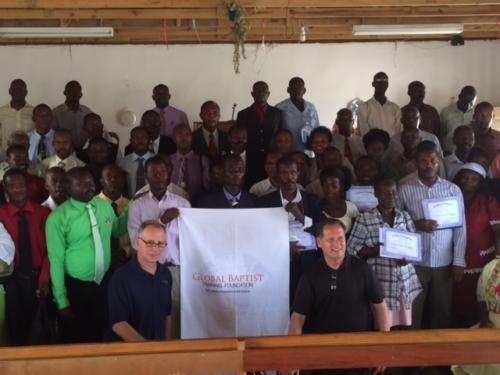 Haiti Grad Group 2016