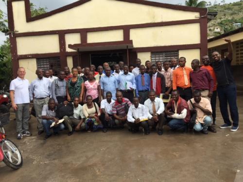 Haiti Graduates March 2017