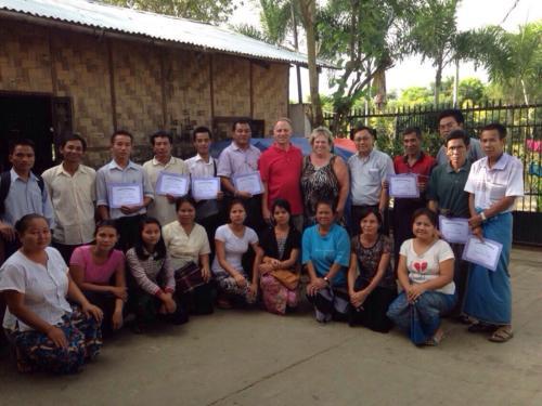 Independent Baptist group 2013