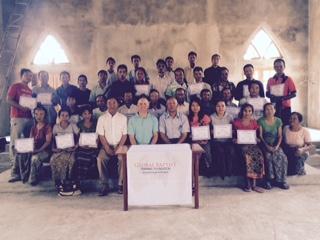 Kalemyo Graduation Group 3.15