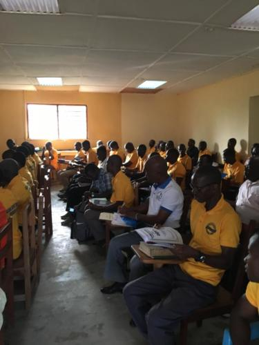 Liberia 2017