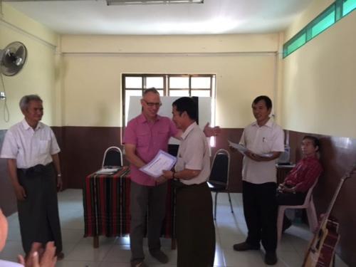 Myanmar Grad 5 (Small)