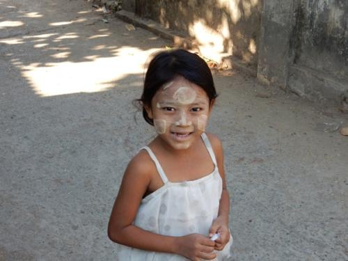 Neighborhood little girl1