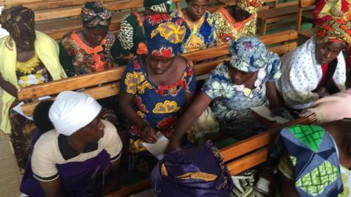 Pastors Wives Class Rwana 2014a