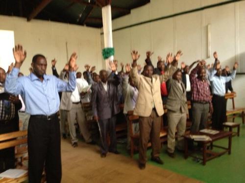 Thanking the Teacher Rwanda 8-2-13