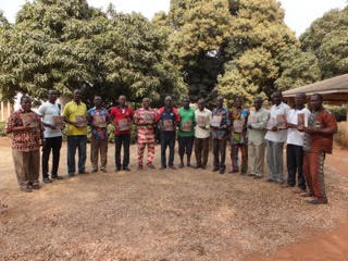 Togo Pastors with Commentaries