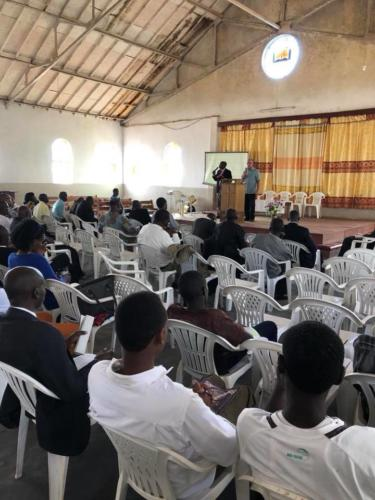 Uganda Conference January 2018
